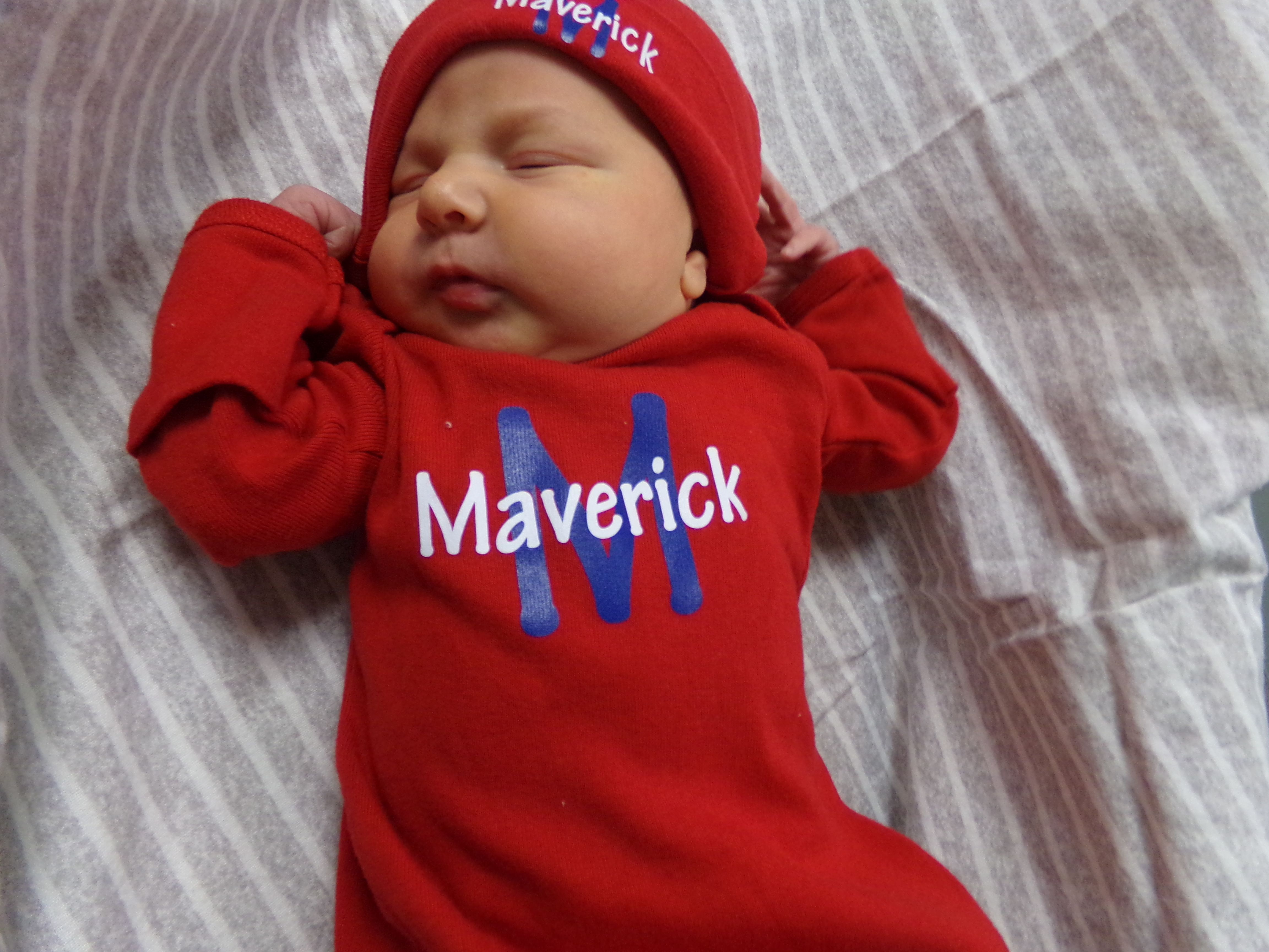 Maverick William-Boy