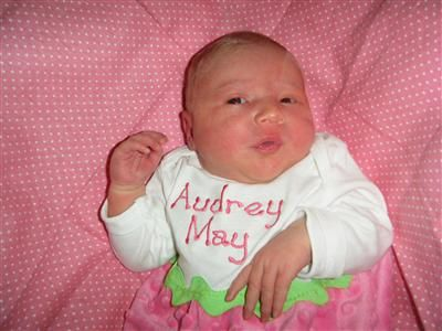 Audrey May-Girl